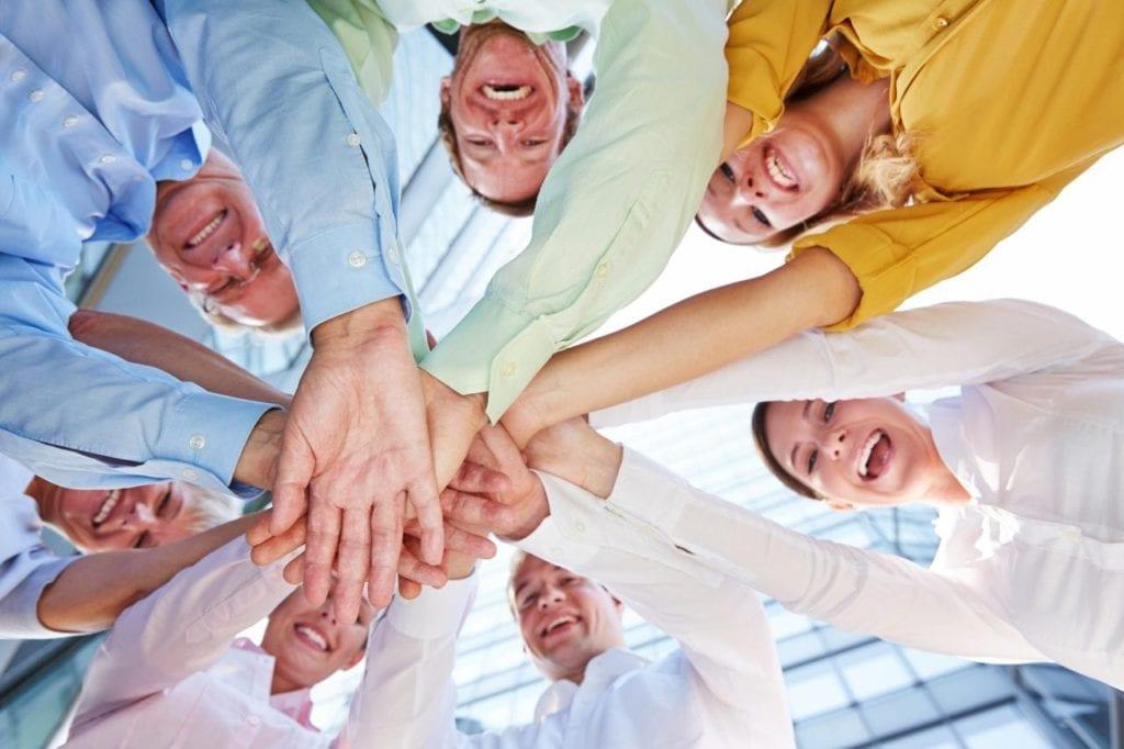 Het realiseren van resultaten door een optimale samenwerking