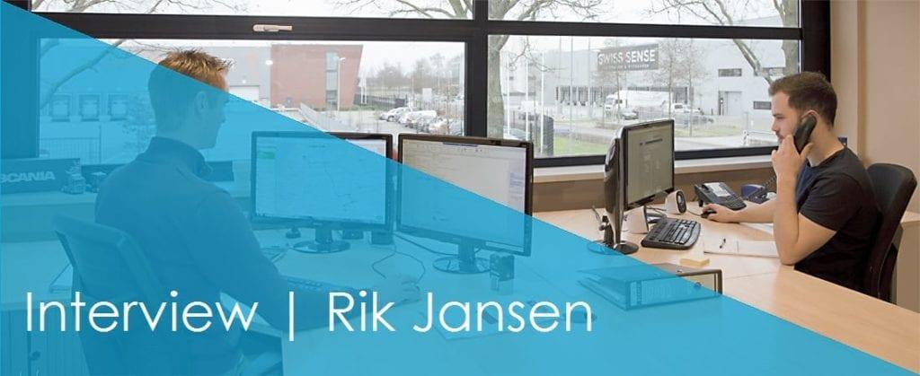 Maak kennis met: Rik Jansen