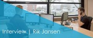 Interview Rik Jansen