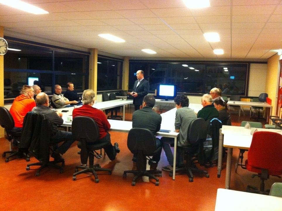 Schadepreventie bijeenkomst 2013