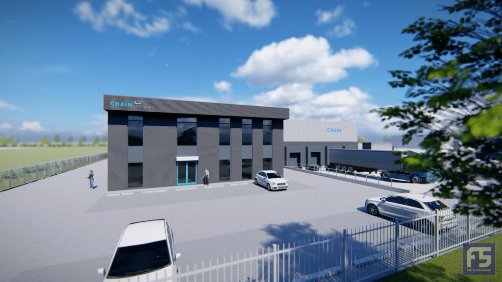 Klaar voor de toekomst met een nieuw logistiek centrum in Uden