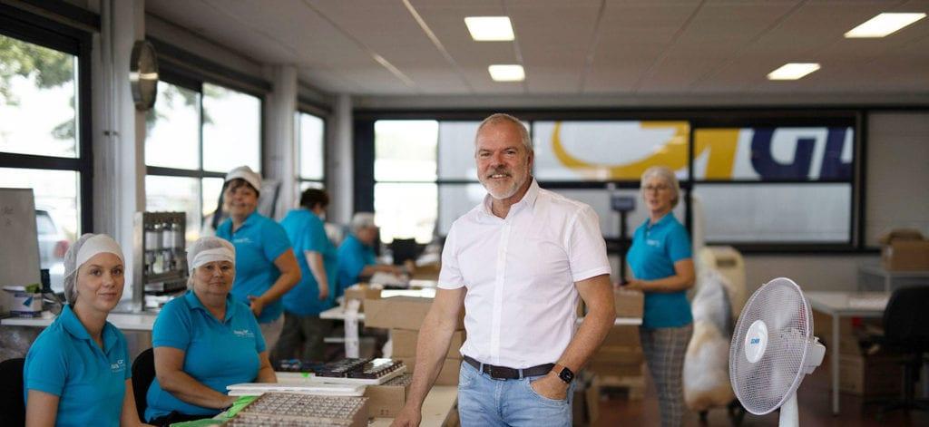 Sociaal ondernemen zit in het DNA van Rob Jansen