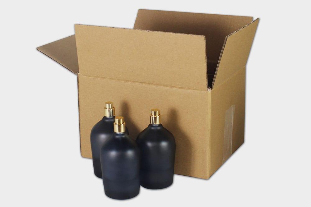 De perfecte omdoos voor glazen parfumflesjes