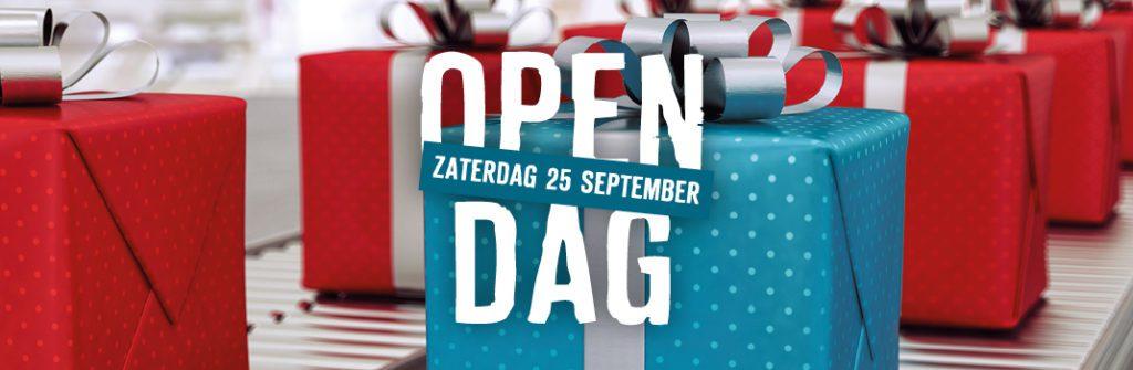Open dag nieuwe pand | 25 september 2021